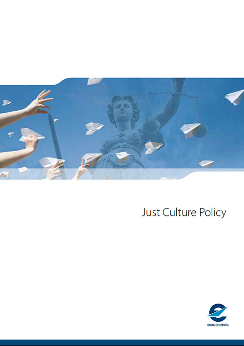 EUROCONTROL Model example Just Culture Policy