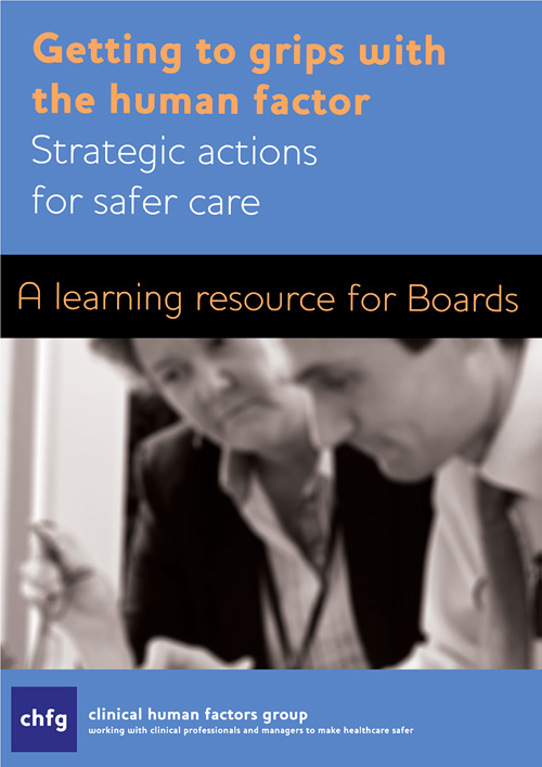 Getting to Grips with the Human Factor – Boards Resource