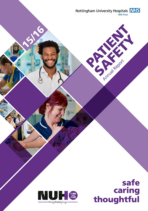 Nottingham University Hospitals NHS Trust Patient Safety Annual Report