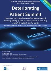 Deteriorating Patient Summit – 25th March 2019