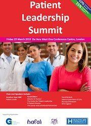 Patient Leadership Summit