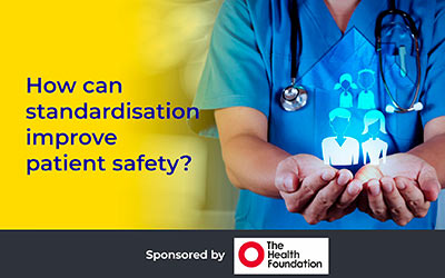 How can standardisation improve Patient Safety?