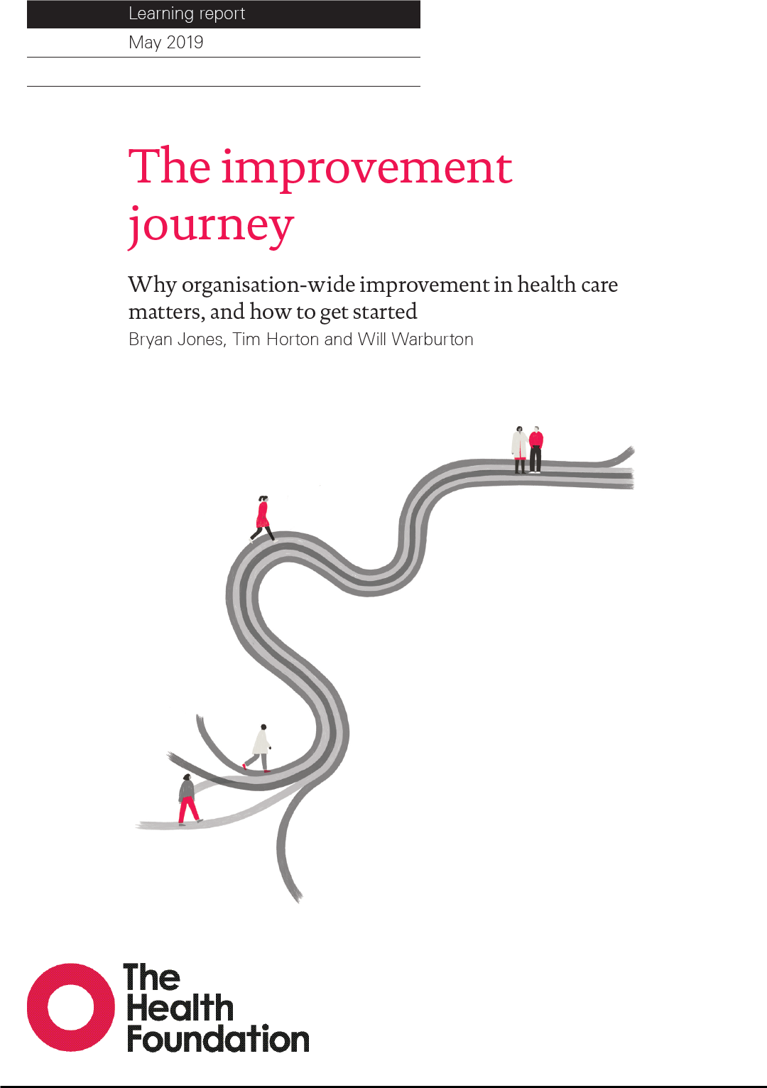 The Improvement Journey Publication