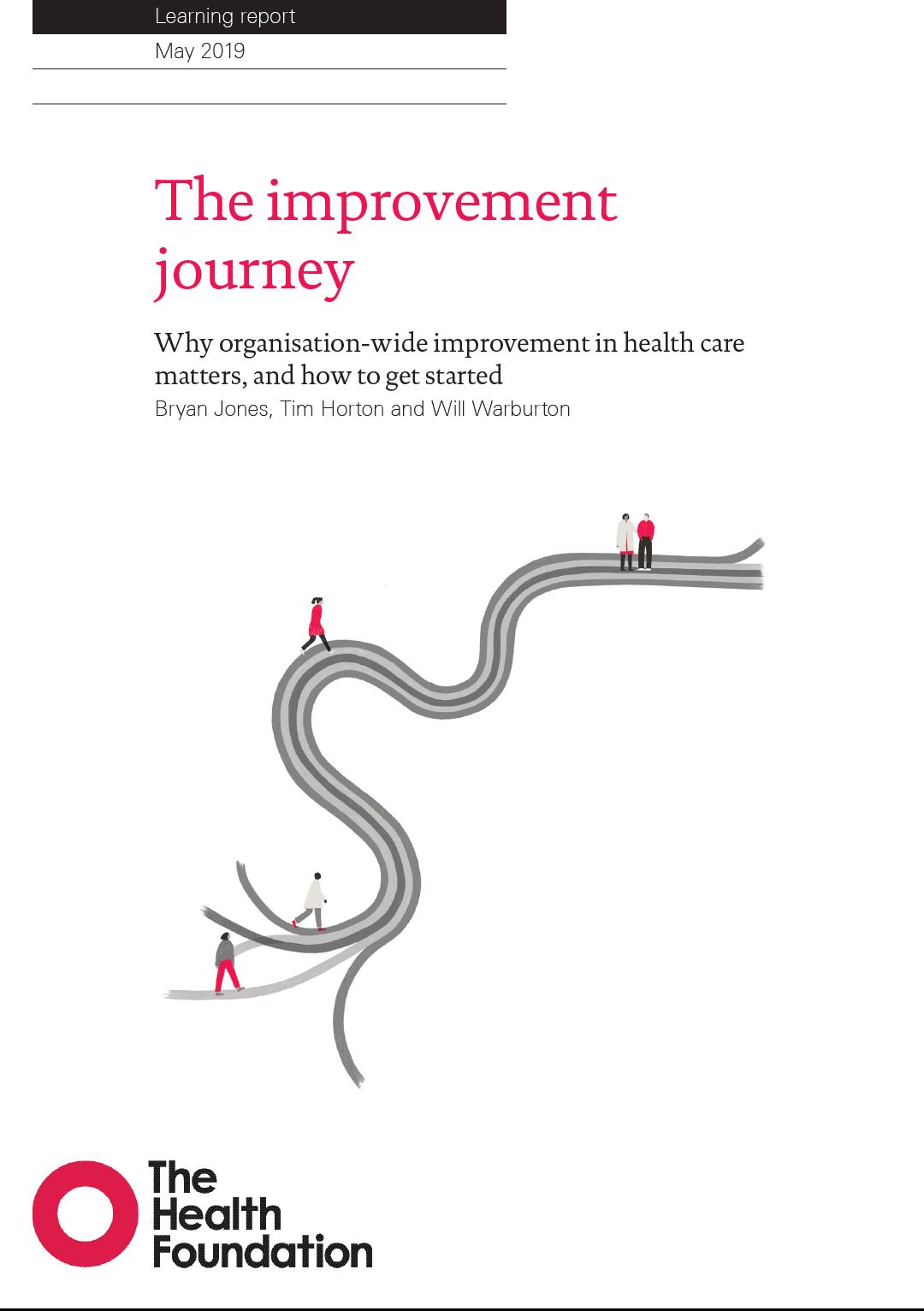 The Improvement Journey Publication