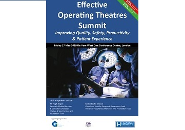 "<span class=""entry-title-primary"">Effecting Operating Theatres Summit</span> <span class=""entry-subtitle"">17th May 2019</span>"