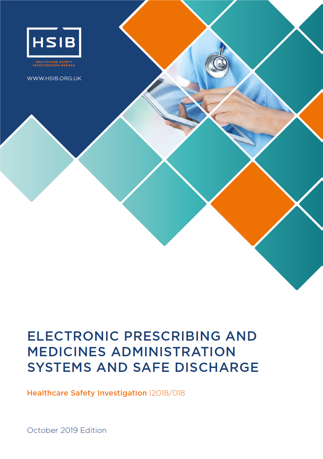 Electronic Prescribing and Medicines Admin Systems and Safe Discharge