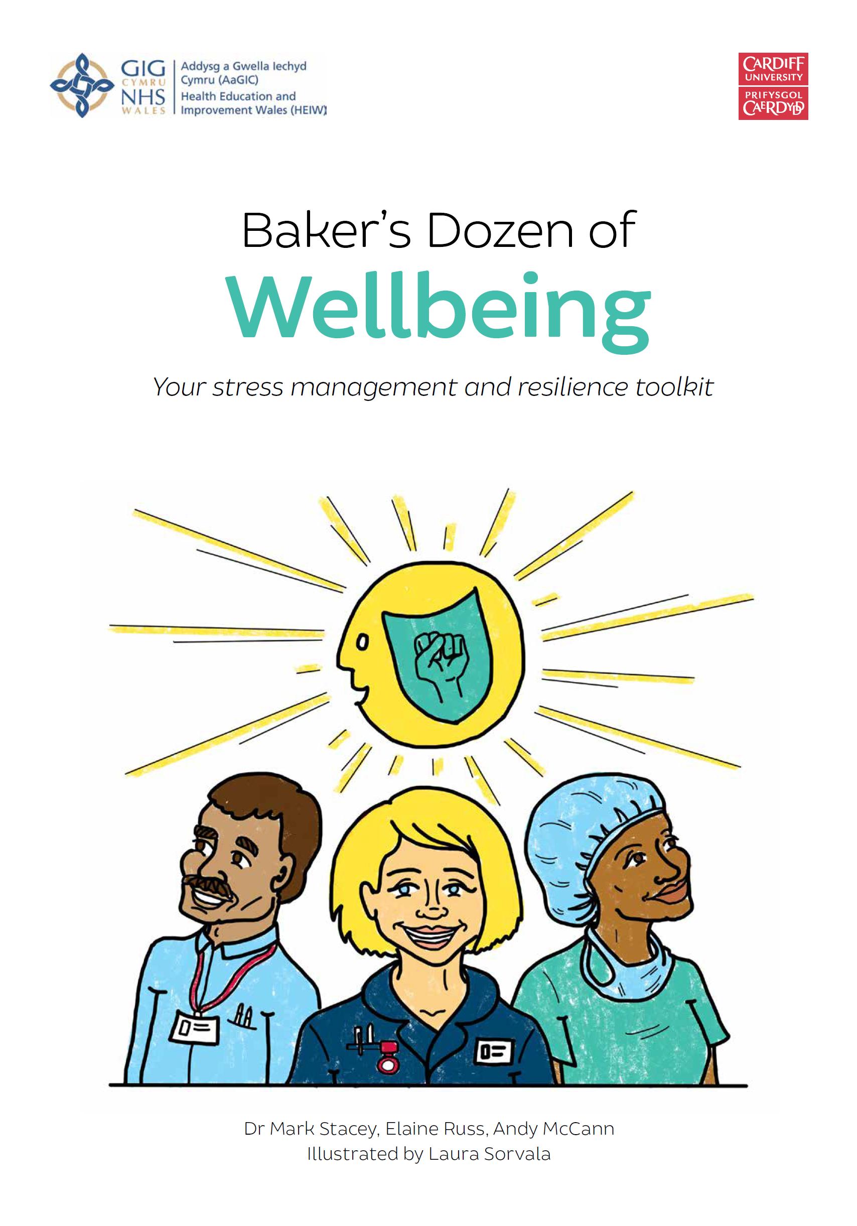Baker's Dozen of wellbeing